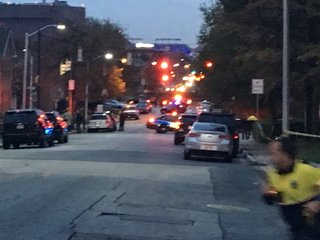 Officer down: Police-involved shooting