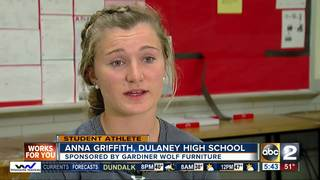 Student Athlete of the Week: Anna Griffith