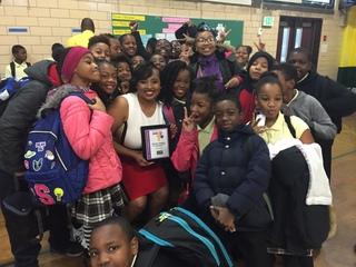 Teachers Are Heroes: Brianna Hopkins