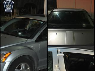 Gunmen target family inside car in Aberdeen