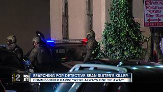 Search for Det. Sean Suiter's killer continues