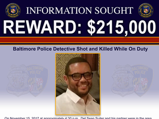 $215,000 reward for info on who killed Detective