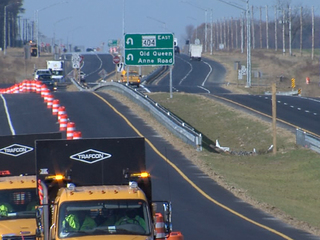 MD 404 expansion complete on the Eastern Shore