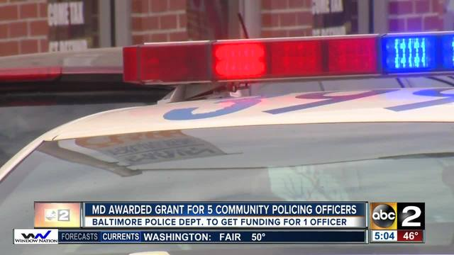 Louis Police Department receives grant to hire additional full-time officers