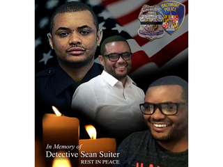 Detective Sean Suiter will soon be laid to rest