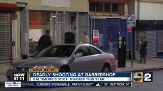 Deadly shooting at Baltimore business