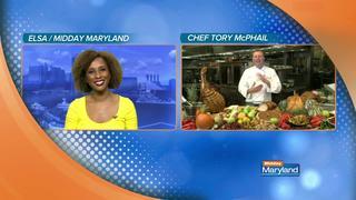 Chef Tory McPhail