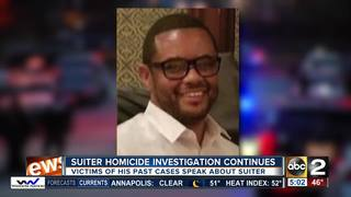 Victim's family speaks out on Detective Suiter