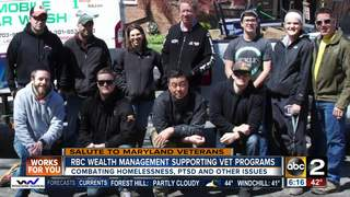 Wealth Management supporting veterans programs