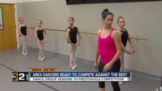 Local dancers gearing up for prestigious...
