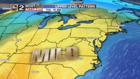November Ends with Mild Temperatures