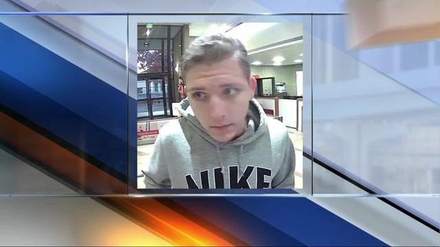 Annapolis police search for suspect in attempted bank robbery
