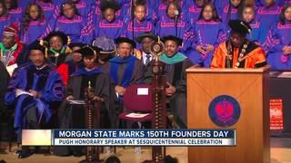Morgan State marks 150th anniversary