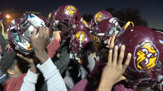 Dunbar football back in the state title game