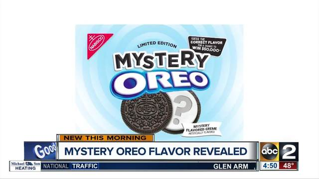 What's the Mystery Oreo flavor? It's Fruity Pebbles, officially