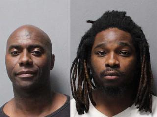 Police arrest 2 men in Attempted Murder case