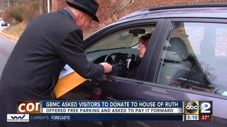 GBMC collects more than $4K for House of Ruth