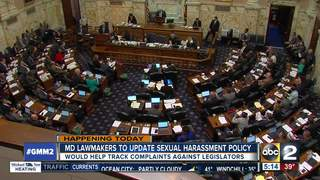 Maryland lawmakers update sex misconduct rules