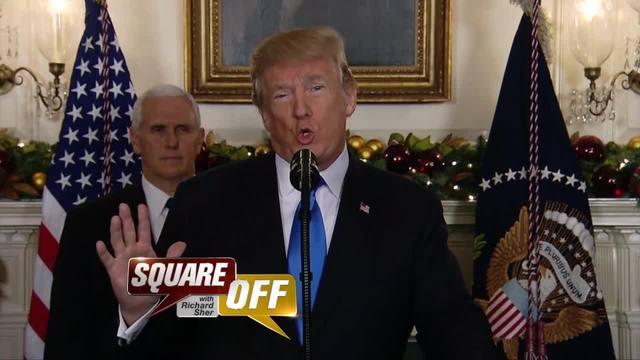 Square off - Panelist discuss Jerusalem- Roy Moore