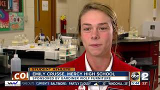 Student Athlete of the Week: Emily Crusse
