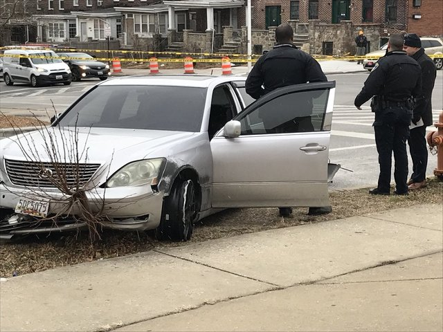 Excessive-speed chase winds by means of Baltimore, 2 arrested