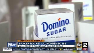 Domino Sugar heading to space