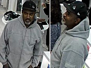 Baltimore Co. Police looking for robbery suspect