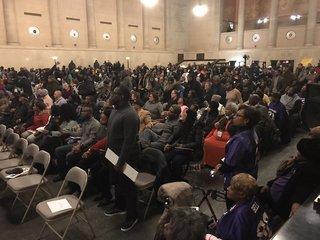 Mayor Pugh holding vigil for lives lost in 2017