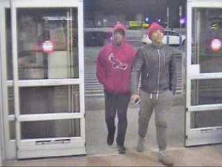 Men with gun rob North East Walmart
