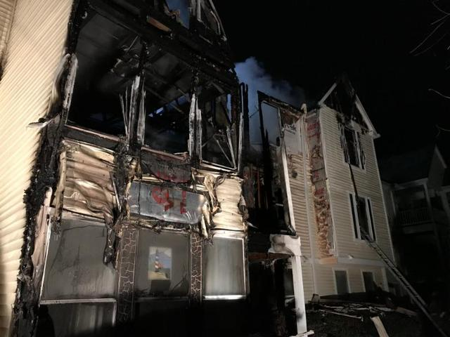 Photos By Anne Arundel Fire