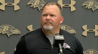 Ravens promote Roman, hire Urban