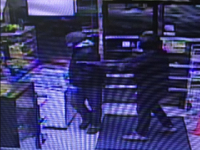 Metro searching for man suspected of Las Vegas store robbery