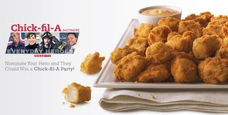 Win a Chick-fil-A Party!