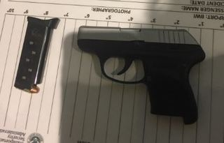 Loaded handgun seized at BWI