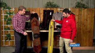 Gear up for Snowboarding with East of Maui!