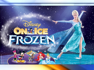 Enter to win vouchers for Disney on Ice Frozen!