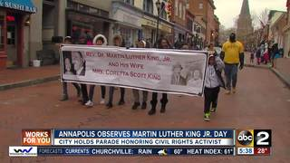 Annapolis observes Martin Luther King Jr. Day
