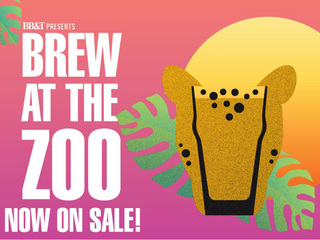 Maryland Zoo now selling Brew at the Zoo tickets
