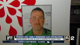 Bartender remembered 2 months after his murder