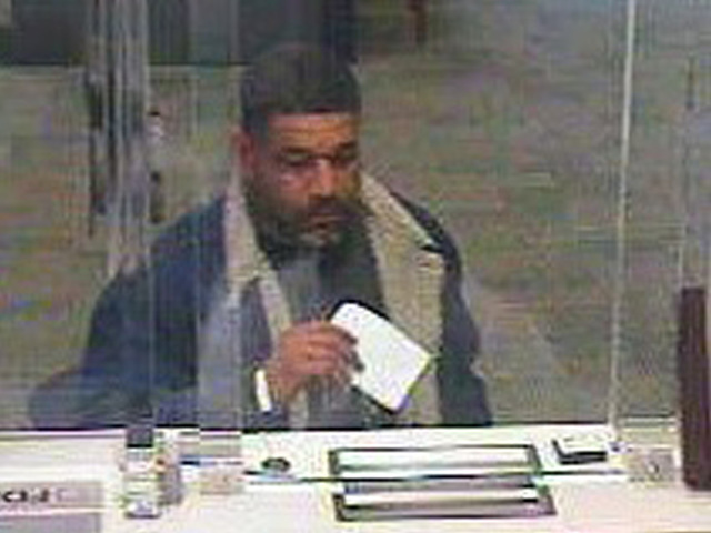FBI offers reward for info on serial bank robber