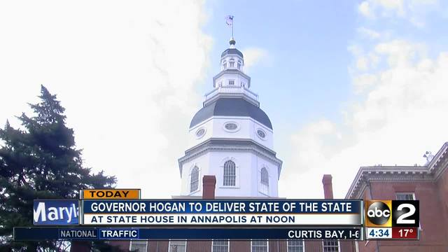 Gov. Hogan announces he has 'non-serious skin cancer'