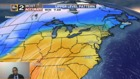 7-DAY FORECAST: Spring Pattern Holds Up