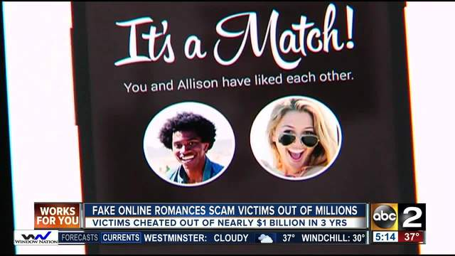 CA victims taken for more than $30M in 'romance scams'