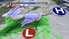 Snow is possible this weekend around Baltimore