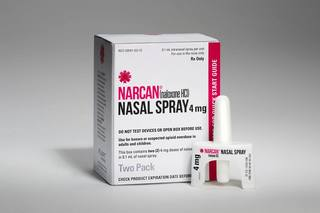 Get free Narcan nasal spray in Harford County