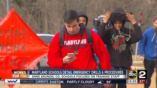 School staff taught how to handle active shooter