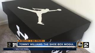 Tommy Williams The Shoe Box Mogul