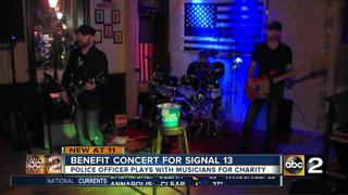Local band raises money for Signal 13 Foundation