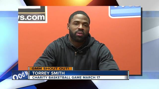 Good morning from two time Super Bowl champion Torrey Smith