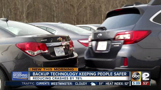 IIHS Releases New Research into Tech that Prevents Backing Crashes